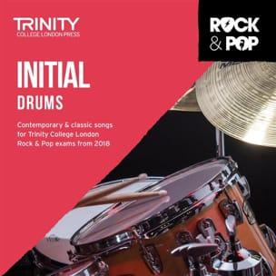 Trinity Rock and Pop 2018-20 Drums Initial CD - laflutedepan.com