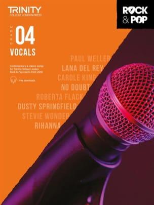 Trinity Rock and Pop 2018 -20 Vocals Grade 4 laflutedepan
