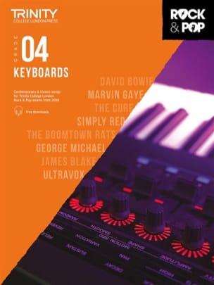Trinity Rock and Pop 2018 -20 Keyboards Grade 4 - laflutedepan.com