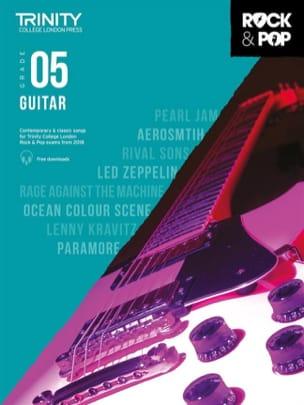 Trinity Rock and Pop 2018 -20 Guitar Grade 5 laflutedepan