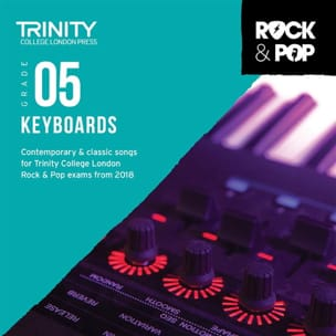 Auteurs Divers - Trinity Rock and Pop 2018 -20 Keyboards Grade 5 - Sheet Music - di-arezzo.co.uk