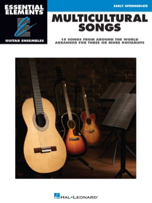 - Multicultural Songs - 14 Songs for three or more guitarists - Sheet Music - di-arezzo.co.uk
