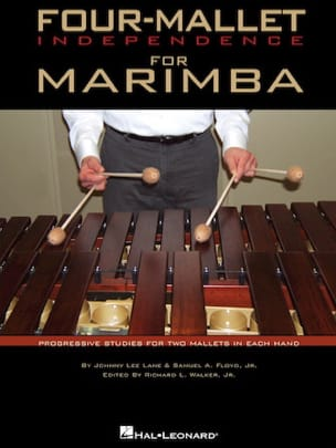 - Four-Mallet Independence For Marimba - Sheet Music - di-arezzo.com