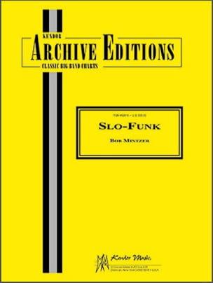 Slo-Funk Bob Mintzer Partition ENSEMBLES - laflutedepan