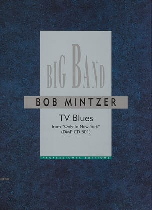 Bob Mintzer - TV Blues - Sheet Music - di-arezzo.com