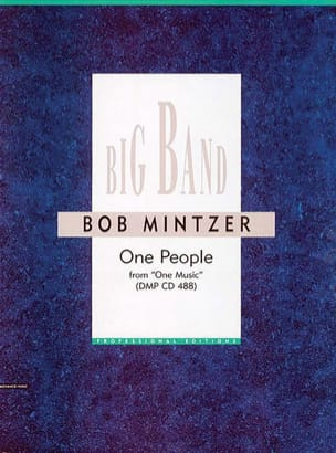 Bob Mintzer - One People - Sheet Music - di-arezzo.com