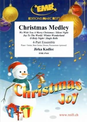 Christmas Medley - 4 voix et section rythmique Noël laflutedepan