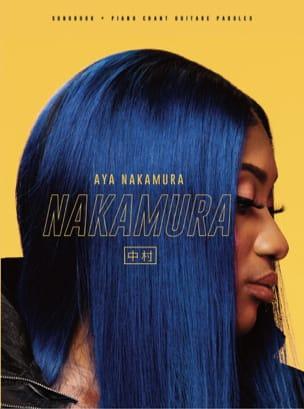 NAKAMURA Aya Nakamura Partition Chanson française - laflutedepan