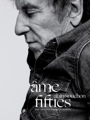 Alain Souchon - Ame Fifties - Partition - di-arezzo.it