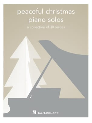 Noël - Peaceful Christmas Piano Solos - Partition - di-arezzo.co.uk