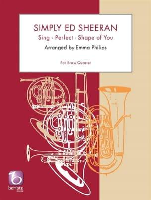 Simply Ed Sheeran - Quatuor de Cuivres Ed Sheeran laflutedepan