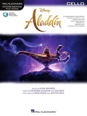 Aladdin - Musique du Film - DISNEY - Partition - laflutedepan.com