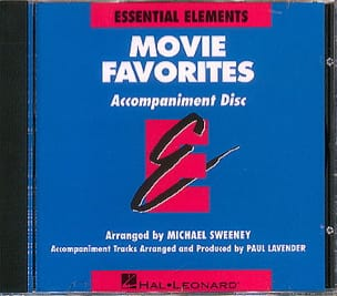 Auteurs Divers - Essential Elements - Movie Favorites (CD) - Partition - di-arezzo.fr