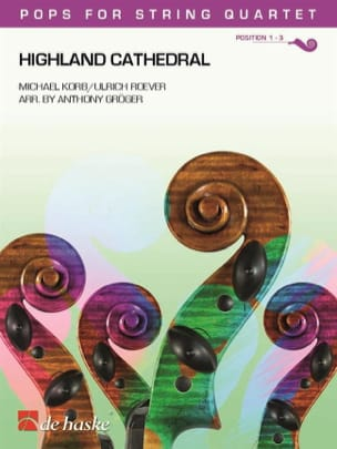 - Highland Cathedral - Pops for String Quartet - Sheet Music - di-arezzo.co.uk