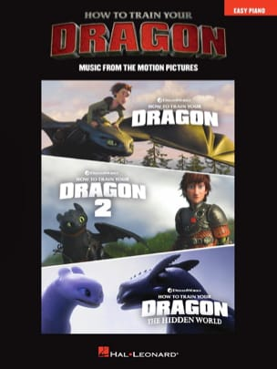Dragons - Musique des films John Powell Partition laflutedepan