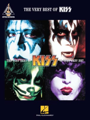 The Very Best of KISS Kiss Partition Pop / Rock - laflutedepan