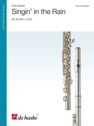 Gene Kelly - Singin 'in the Rain - Flute Quartet - Sheet Music - di-arezzo.com