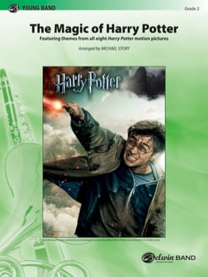 - The Magic of Harry Potter - Sheet Music - di-arezzo.com