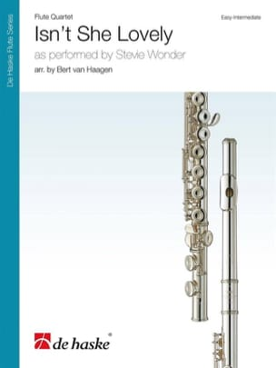 Isn't She Lovely - Quatuor de Flutes Stevie Wonder laflutedepan