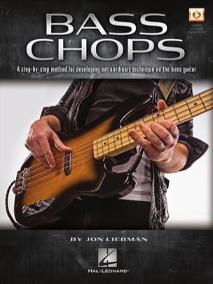 Jon Liebman - Bass Chops - Sheet Music - di-arezzo.com