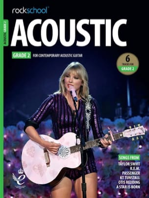 - Rockschool Acoustic Guitar Grade 2 - (2019) - Sheet Music - di-arezzo.co.uk