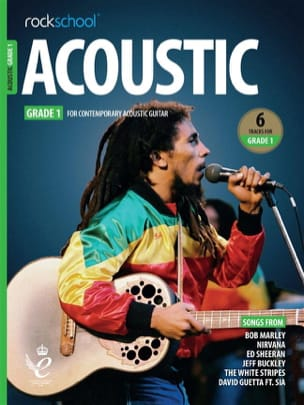 - Rockschool Acoustic Guitar Grade 1 - (2019) - Sheet Music - di-arezzo.co.uk