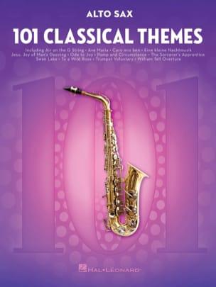 - 101 temas clásicos para el saxo alto - Partitura - di-arezzo.es