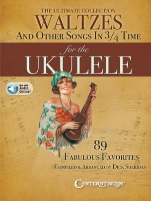 The Ultimate Collection of Waltzes for the Ukulele laflutedepan