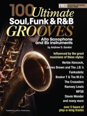 100 Ultimate Soul, Funk and R&B Grooves - Alto Sax laflutedepan