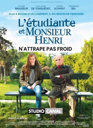 N'attrape pas froid - Musique du film L'étudiante et Monsieur Henri laflutedepan