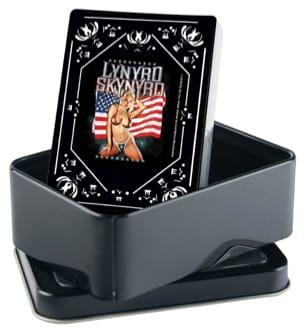Lynyrd Skynyrd - Lynyrd Skynyrd Playing Cards - Accessory - di-arezzo.com