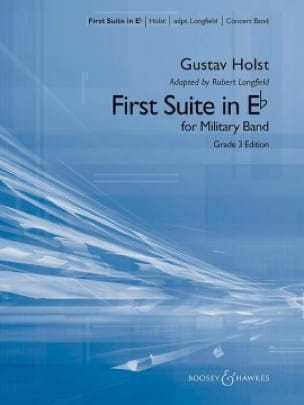 First Suite in Eb for Military Band Gustav Holst laflutedepan