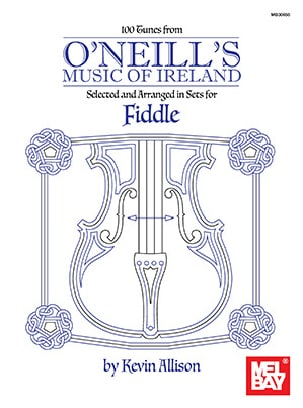 - 100 Tunes from O'Neill's Music of Ireland - Sheet Music - di-arezzo.com
