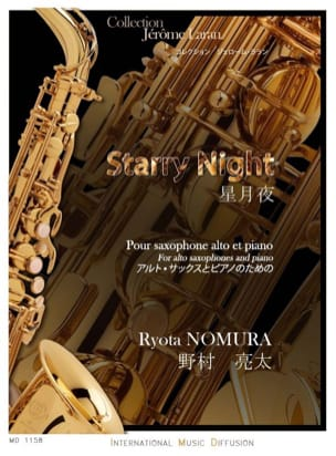 Ryota Nomura - Starry Night - Sheet Music - di-arezzo.co.uk