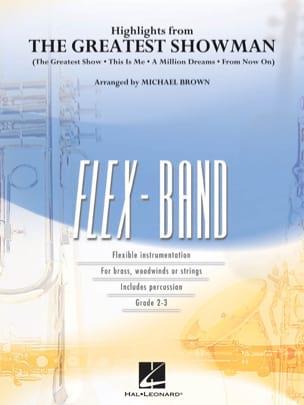 Benj Pasek - The Greatest Showman (Highlights from) - FlexBand - Sheet Music - di-arezzo.com