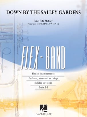 - Down by the Salley Gardens - FlexBand - Partition - di-arezzo.fr