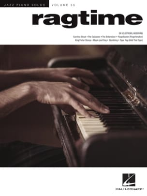 Jazz Piano Solo Series Volumen 55 - Ragtime - Partition - di-arezzo.es