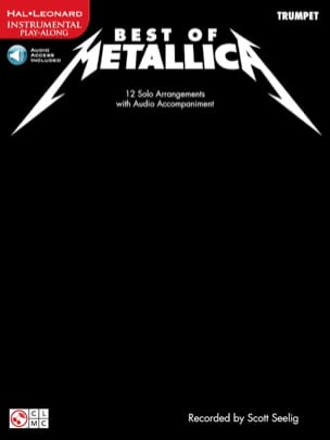 Best of Metallica - Trumpet Metallica Partition laflutedepan