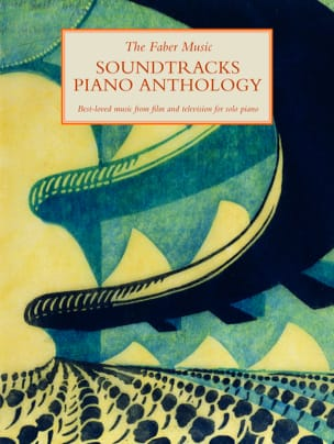 The Faber Music Soundtracks Piano Anthology - Partition - di-arezzo.ch