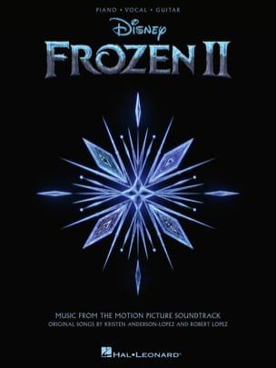 La Reine des neiges 2 Musique du Film DISNEY Partition laflutedepan