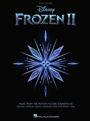 DISNEY - Frozen 2 Film Soundtrack - Easy Piano - Sheet Music - di-arezzo.co.uk