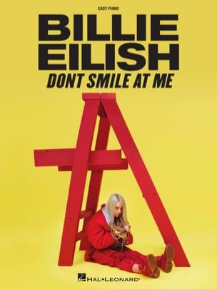 Don't Smile at Me - Easy Piano Billie Eilish Partition laflutedepan
