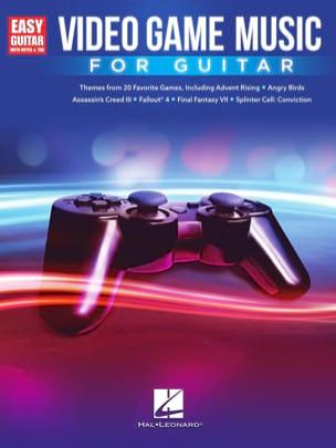 MUSIQUE DE JEUX VIDÉO - Video Game Music for Guitar - Sheet Music - di-arezzo.co.uk