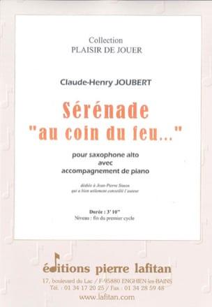 Claude-Henry Joubert - Fireside serenade ... - Sheet Music - di-arezzo.co.uk