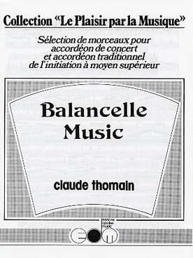 Claude Thomain - Music swing - Sheet Music - di-arezzo.com