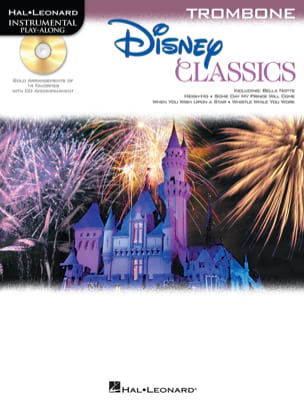 DISNEY - Disney Classics - Trombone - Sheet Music - di-arezzo.co.uk