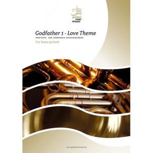 Le Parrain, Love Theme - Quintette de Cuivres ROTA laflutedepan