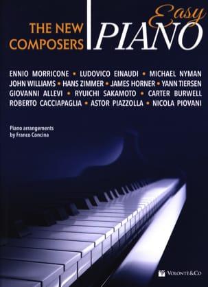 The New Composers - Easy Piano - Partition - di-arezzo.fr
