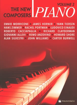 Piano - The New Composers, Volume 2 Partition laflutedepan