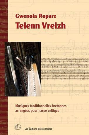 Telenn Vreizh Traditionnel Partition Harpe - laflutedepan